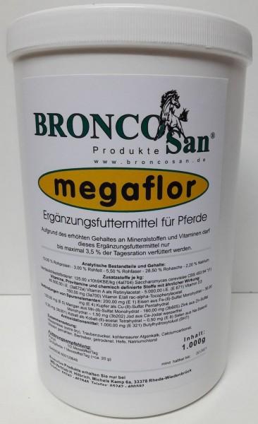 megaflor 1,0-kg-Dose