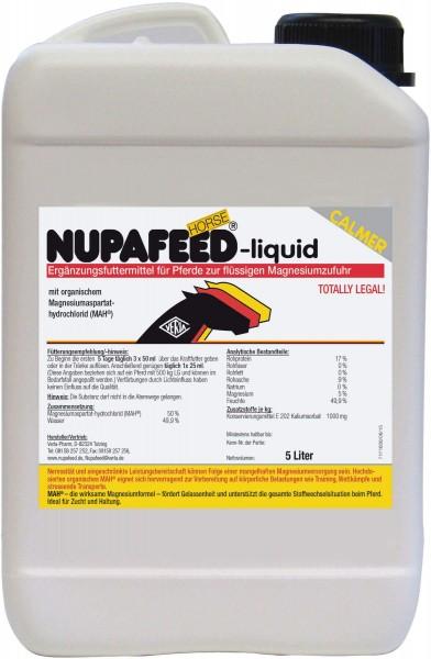 Nupafeed liquid 5,0-ltr-Kanister