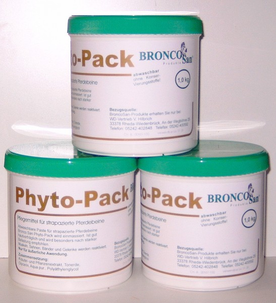 Phyto-Pack 1,0-kg-Dose